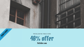 FullHD image template for sales - #banner #businnes #sales #CallToAction #salesbanner #sight #wall #drainpipe #factory #concrete #industrial #house #buiding #taiwan #building