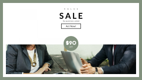 FullHD image template for sales - #banner #businnes #sales #CallToAction #salesbanner #hiring #apple #wood #public #laptop