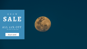 FullHD image template for sales - #banner #businnes #sales #CallToAction #salesbanner #full #moonlight #mccartney #space #tim #nature #color #night #supermoon #clock