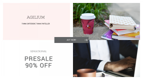 FullHD image template for sales - #banner #businnes #sales #CallToAction #salesbanner #drink #campu #right #planning #entrepreneur #pen #man #using #startup #coffee