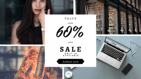 FullHD image template for sales - #banner #businnes #sales #CallToAction #salesbanner #female #warm #keyboard #book #notepad #pen #technology #medical