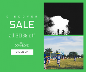 Square large web banner template for sales - #banner #businnes #sales #CallToAction #salesbanner #light #sea #formation #water #recruitment #background #running #wallpaper #canada #tobermory