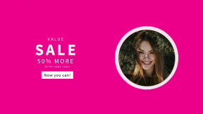 FullHD image template for sales - #banner #businnes #sales #CallToAction #salesbanner #plant #shadow #woman #smile #forest #girl #eye
