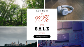 FullHD image template for sales - #banner #businnes #sales #CallToAction #salesbanner #pair #shapes #beats #district #geometrical #conservation