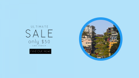 FullHD image template for sales - #banner #businnes #sales #CallToAction #salesbanner #city #urban #residential #area #neighbourhood #mixed #estate #use #real #suburb