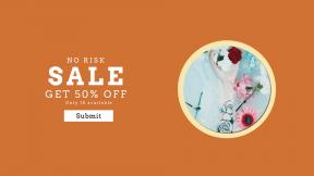 FullHD image template for sales - #banner #businnes #sales #CallToAction #salesbanner #tattoo #bud #white #water #carnation #card #flowers #bath #petal