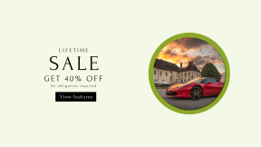 FullHD image template for sales - #banner #businnes #sales #CallToAction #salesbanner #france #rich #expensive #sunset #baller #building #burgundy