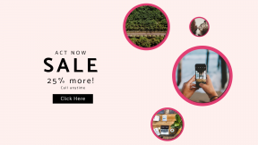 FullHD image template for sales - #banner #businnes #sales #CallToAction #salesbanner #mackay #electronic #plant #track #channel