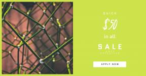 Card design template for sales - #banner #businnes #sales #CallToAction #salesbanner #grass #twine #ropes #car #net #branch #web