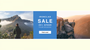 FullHD image template for sales - #banner #businnes #sales #CallToAction #salesbanner #hoody #californium #leadership #landforms #tourism