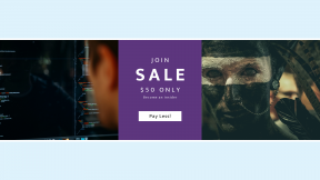FullHD image template for sales - #banner #businnes #sales #CallToAction #salesbanner #tribal #software #up #face #feather #weird #person