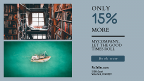 FullHD image template for sales - #banner #businnes #sales #CallToAction #salesbanner #education #cool #cosy #boat #pillow #squares #room