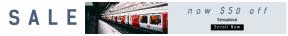 Leaderboard web banner template for sales - #banner #businnes #sales #CallToAction #salesbanner #bridge #brickwork #subway #train #structure #station #metro