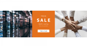 FullHD image template for sales - #banner #businnes #sales #CallToAction #salesbanner #bokeh #community #sleeves #store #business #support #meeting #shirt #city #row
