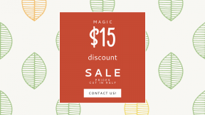 FullHD image template for sales - #banner #businnes #sales #CallToAction #salesbanner #pattern #wallpaper #green #circle #design