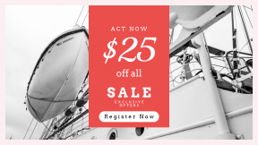 FullHD image template for sales - #banner #businnes #sales #CallToAction #salesbanner #bw #employee #deck #rigging #boat