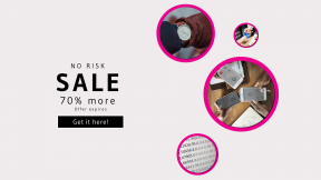 FullHD image template for sales - #banner #businnes #sales #CallToAction #salesbanner #glove #lunch #smartphone #technology #money #shapes #business #datum #shipping #man