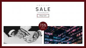 FullHD image template for sales - #banner #businnes #sales #CallToAction #salesbanner #geometric #archilover #woman #innovation #neoncity