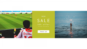 FullHD image template for sales - #banner #businnes #sales #CallToAction #salesbanner #woman #card #composition #credit #underwater