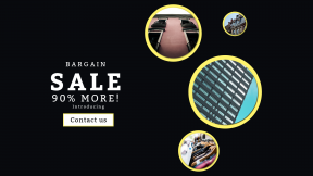 FullHD image template for sales - #banner #businnes #sales #CallToAction #salesbanner #window #focus #color #cool #city #pink #dutch-angle #building