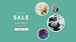 FullHD image template for sales - #banner #businnes #sales #CallToAction #salesbanner #hand #green #white #planet #metal #slide #environment