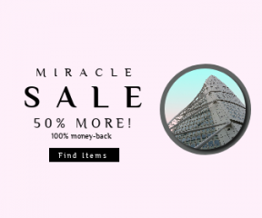 Square large web banner template for sales - #banner #businnes #sales #CallToAction #salesbanner #commercial #facade #metropolis #building #corporate #tower #sky