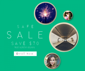 Square large web banner template for sales - #banner #businnes #sales #CallToAction #salesbanner #tunnel #airport #woman #path #year's #fashion #jewellery #blur #summer #mystical