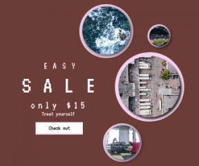 Square large web banner template for sales - #banner #businnes #sales #CallToAction #salesbanner #competition #slanted #eye #specific #building #travel #football