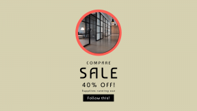FullHD image template for sales - #banner #businnes #sales #CallToAction #salesbanner #corporate #shape #estate #flooring #perspective #sunday #space #construction