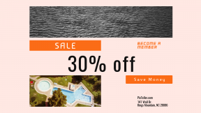 FullHD image template for sales - #banner #businnes #sales #CallToAction #salesbanner #view #holiday #boat #mansion #row #tree