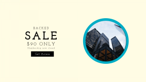 FullHD image template for sales - #banner #businnes #sales #CallToAction #salesbanner #buidling #work #glass #financial #building #skyline #europe