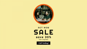 FullHD image template for sales - #banner #businnes #sales #CallToAction #salesbanner #having #coffee #product #conversation #man #cave #woman #girl
