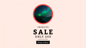 FullHD image template for sales - #banner #businnes #sales #CallToAction #salesbanner #essentials #night #ocean #travel #snow #wallpaper #community #shape