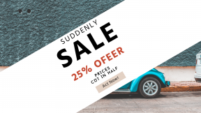 FullHD image template for sales - #banner #businnes #sales #CallToAction #salesbanner #wheel #compact #motor #business #vw #car #dog
