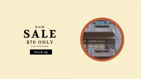 FullHD image template for sales - #banner #businnes #sales #CallToAction #salesbanner #concrete #exterior #mirror #gray #brutalism #minimalistic #flower #blue #brutal #architecture