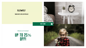 FullHD image template for sales - #banner #businnes #sales #CallToAction #salesbanner #direction #right #arrows #bunch #wall #daisy #drawers #woodland #woman