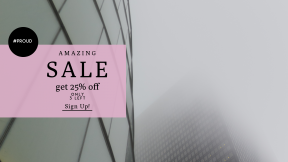FullHD image template for sales - #banner #businnes #sales #CallToAction #salesbanner #structure #design #building #architecture #sky #line #product