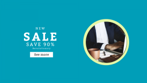 FullHD image template for sales - #banner #businnes #sales #CallToAction #salesbanner #workspace #startup #business #computer #man #mug #corporate #professional #desktop