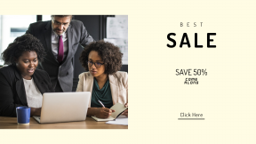 FullHD image template for sales - #banner #businnes #sales #CallToAction #salesbanner #afro #business #workspace #strategy #people #training #woman