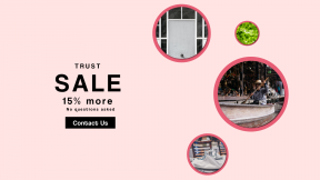 FullHD image template for sales - #banner #businnes #sales #CallToAction #salesbanner #blue #business #opening #canal #leaf