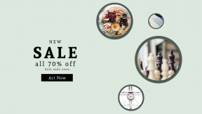 FullHD image template for sales - #banner #businnes #sales #CallToAction #salesbanner #work #grape #beer #plate #ontime