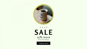 FullHD image template for sales - #banner #businnes #sales #CallToAction #salesbanner #window #coffee #letter #recruitment #line #typography #shapes #latte #shape #morning