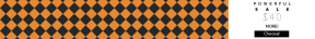 Leaderboard web banner template for sales - #banner #businnes #sales #CallToAction #salesbanner #font #square #pattern #symmetry #orange