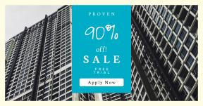 Card design template for sales - #banner #businnes #sales #CallToAction #salesbanner #square #black #squares #building #tall #skyline #skyscraper