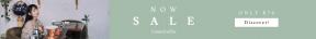 Leaderboard web banner template for sales - #banner #businnes #sales #CallToAction #salesbanner #cafe #tea #asian #chai #shop