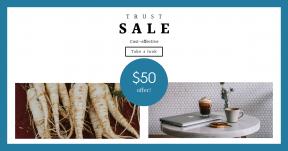 Card design template for sales - #banner #businnes #sales #CallToAction #salesbanner #fresh #tied #bundle #vegetable #cup