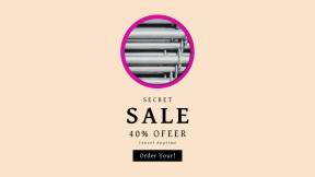 FullHD image template for sales - #banner #businnes #sales #CallToAction #salesbanner #hard #alloy #tube #heavy #texture