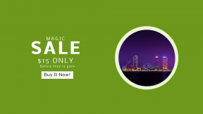 FullHD image template for sales - #banner #businnes #sales #CallToAction #salesbanner #water #nightlife #bridge #skyline #light #han