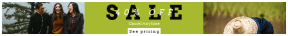 Leaderboard web banner template for sales - #banner #businnes #sales #CallToAction #salesbanner #grass #forest #trio #crop #tree