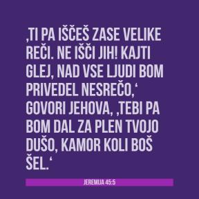 Jeremija 45-5